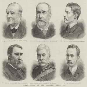 Commissioners of the Colonial Exhibition