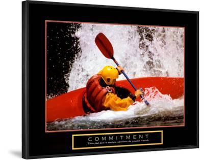 Commitment: Kayak