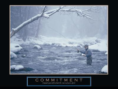 Commitment--Art Print