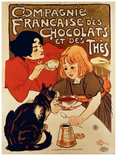 Compagnie Francaise-Th?ophile Alexandre Steinlen-Giclee Print