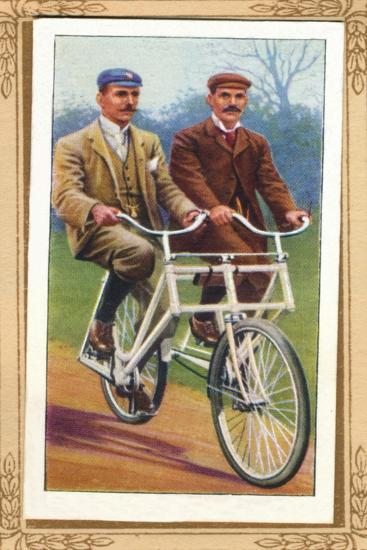 'Companion Safety Bicycle', 1939-Unknown-Giclee Print