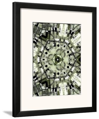Complex II-James Burghardt-Framed Art Print