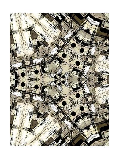 Complex III-James Burghardt-Art Print