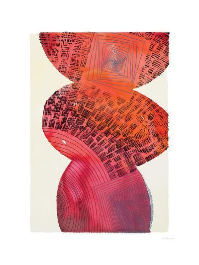 Complex Thought 1-Paulo Romero-Premium Giclee Print