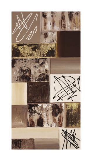 Complexity of Nature I-Julia Urquhart-Giclee Print