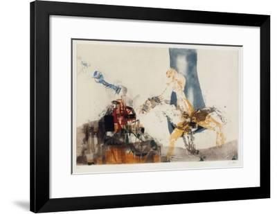 Complicité-Karl Brandstätter-Framed Limited Edition