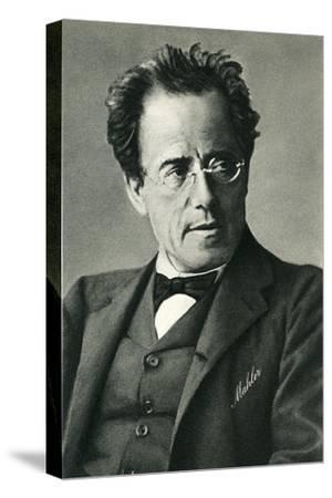 Composer Gustav Mahler