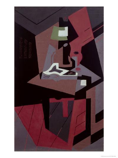 Composicion-Juan Gris-Giclee Print