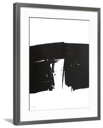 Composition 110-Andre Marfaing-Framed Limited Edition