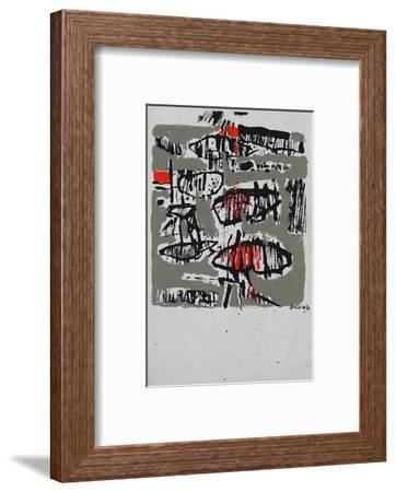 Composition 122-Guillaume Corneille-Framed Premium Edition
