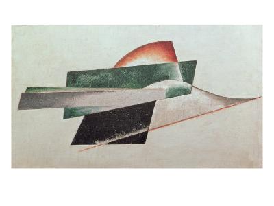 Composition, 1920-Alexander Rodchenko-Giclee Print