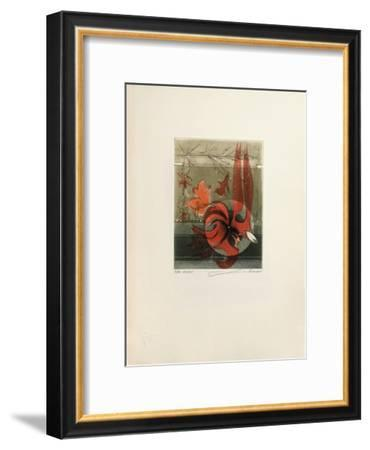 Composition 266--Framed Limited Edition