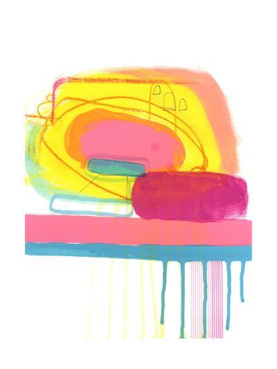 Composition 3-Jaime Derringer-Giclee Print
