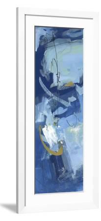 Composition 3b-Melissa Wang-Framed Art Print