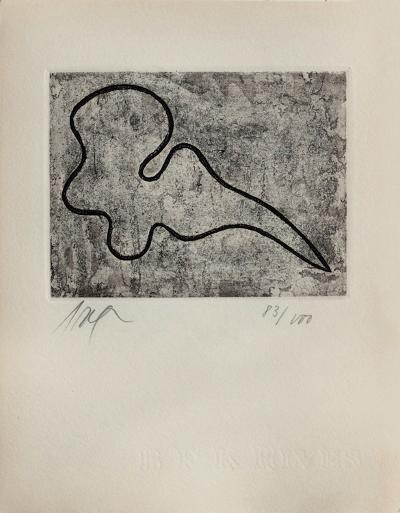 Composition 422-Jean Arp-Limited Edition