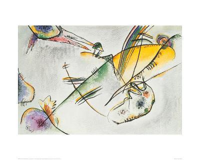 Composition B, 1916-Wassily Kandinsky-Giclee Print