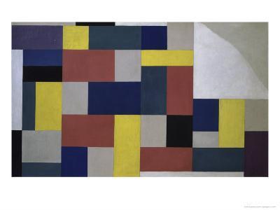 Composition, c.1920-Theo Van Doesburg-Giclee Print