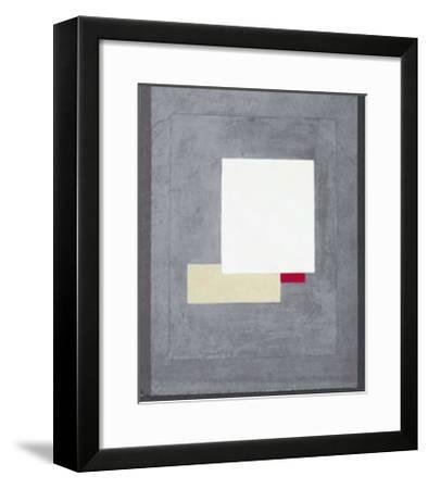 Composition, c.1935-38-Ben Nicholson-Framed Serigraph