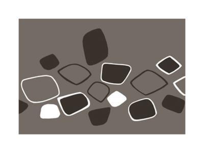 Composition, c.2005-Ernesto Riga-Serigraph