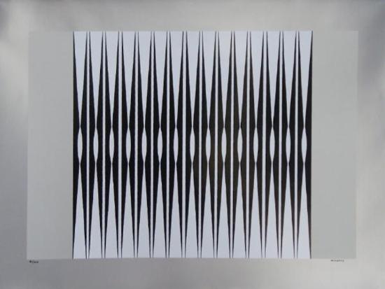Composition Cinétique-Dordevic Miodrag-Limited Edition