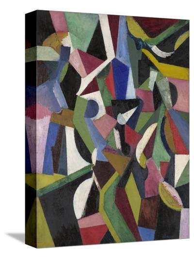 Composition I, 1916-Patrick Henry Bruce-Stretched Canvas Print