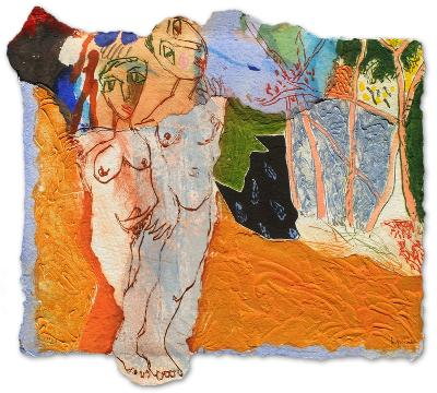 Composition I-Henri Guibal-Limited Edition