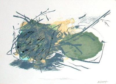 Composition I-Fran?oise Bertsch-Collectable Print