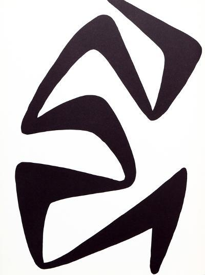 Composition I-Alexander Calder-Collectable Print