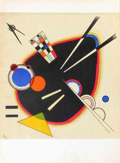 Composition II-Wassily Kandinsky-Premium Edition