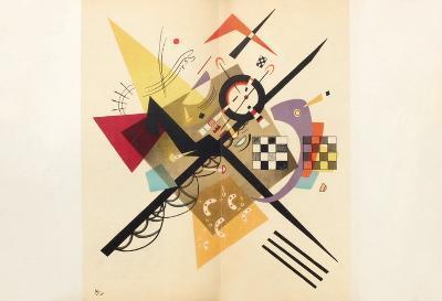 Composition III-Wassily Kandinsky-Premium Edition