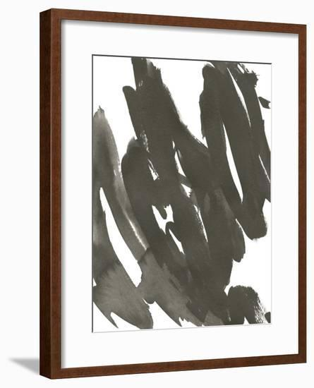 Composition in Black and White 14-Emma Jones-Framed Giclee Print