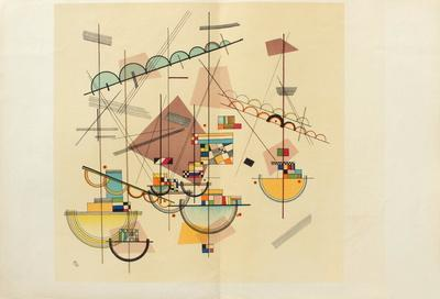 Composition IV-Wassily Kandinsky-Premium Edition