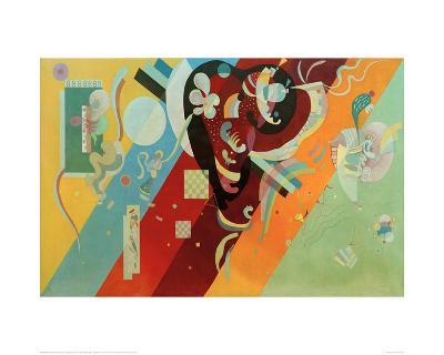 Composition IX, 1936-Wassily Kandinsky-Giclee Print