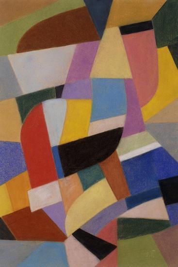 Composition; Komposition, C.1935-1937-Otto Freundlich-Giclee Print