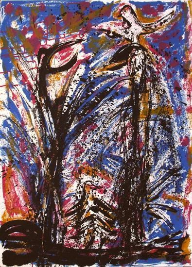 Composition ? l'oiseau-Serge Vandercam-Premium Edition