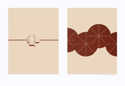 Composition Pour Novotel-Pol Gachon-Collectable Print