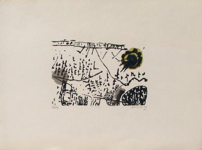 Composition pour Signe 2-Guillaume Corneille-Limited Edition