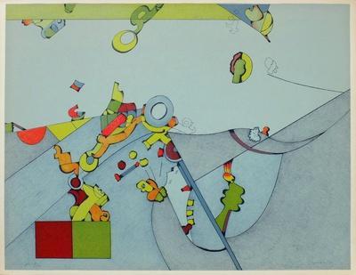 Composition V-Sizu Simada-Limited Edition