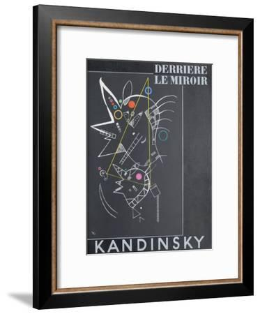Composition VI-Wassily Kandinsky-Framed Collectable Print