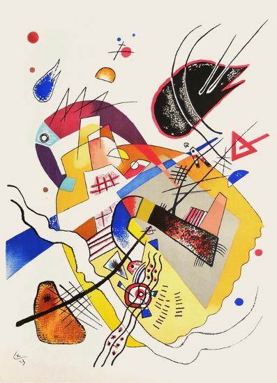 Composition VII-Wassily Kandinsky-Premium Edition