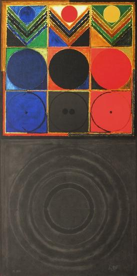 Composition VIII-Sayed Haider Raza-Limited Edition
