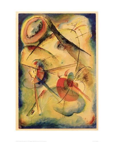 Composition Z, 1915-Wassily Kandinsky-Giclee Print