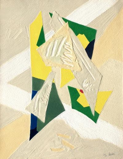Composition-Bernard Alligand-Limited Edition