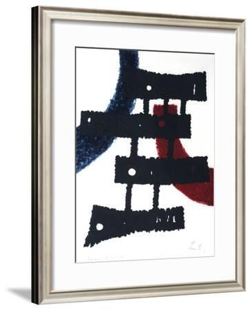 Composition-Berto Lardera-Framed Premium Edition