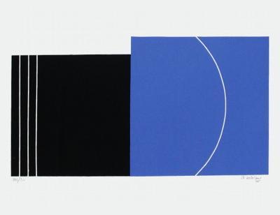 Composition-Jo Delahaut-Limited Edition