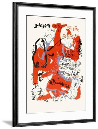 Composition-Wanda Davanzo-Framed Premium Edition