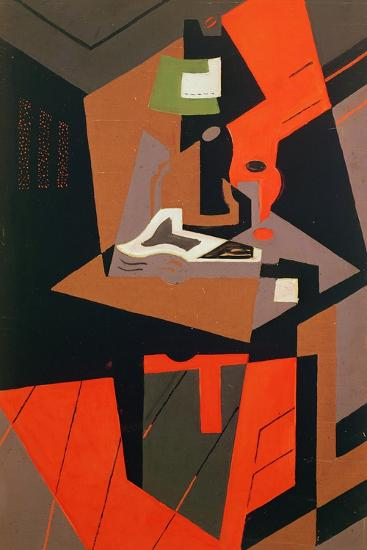 Composition-Juan Gris-Giclee Print