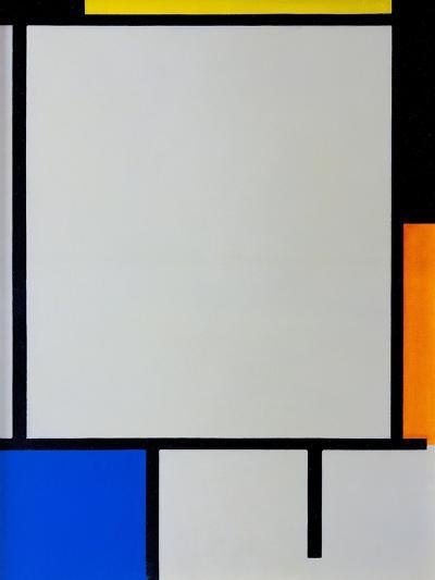 Composition-Piet Mondrian-Giclee Print