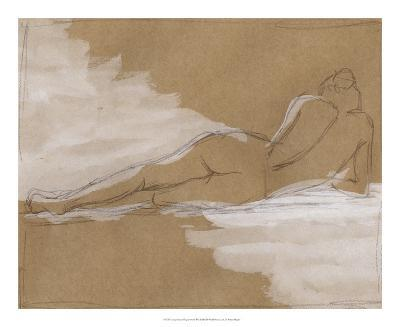 Compositional Figure Study I-Ethan Harper-Giclee Print