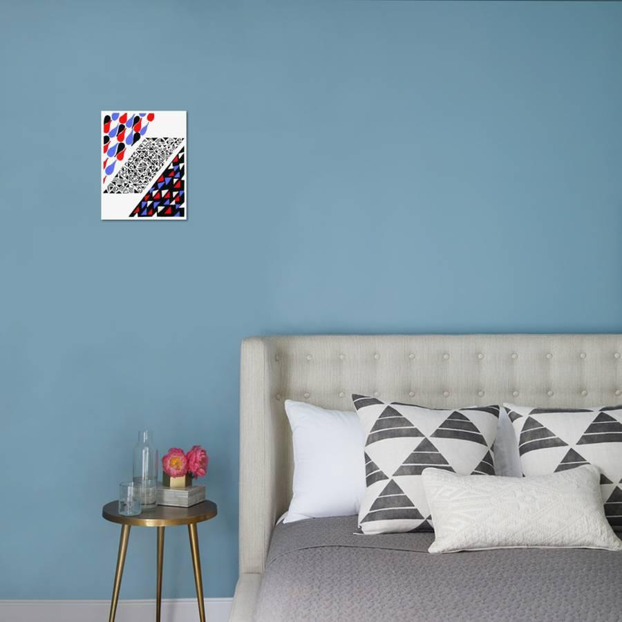 Pin D Oregon Couleur compositions couleurs idees no. 17 collectable printsonia delaunay-terk  | art